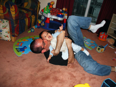 Fun with Daddy