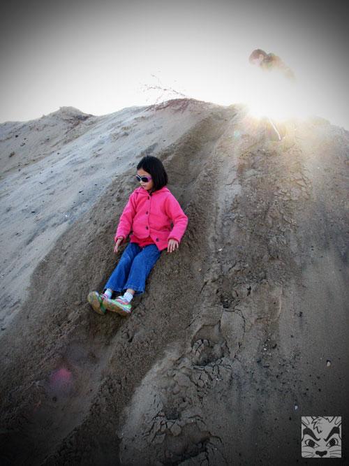 SandySlide
