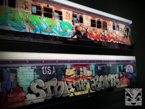 GraffitSubway