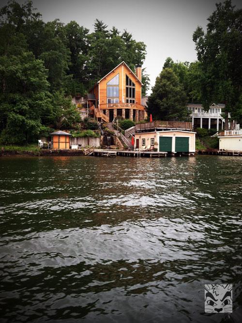 Interesting house!