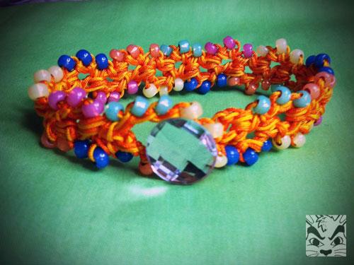 Orangebracelet
